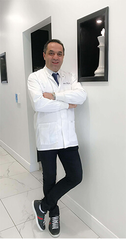 Dr. Andre Eliasian