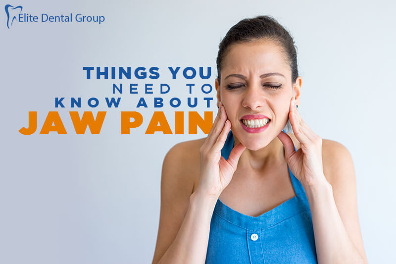 Things You Need To Know About Jaw Pain, Causes & Symptoms