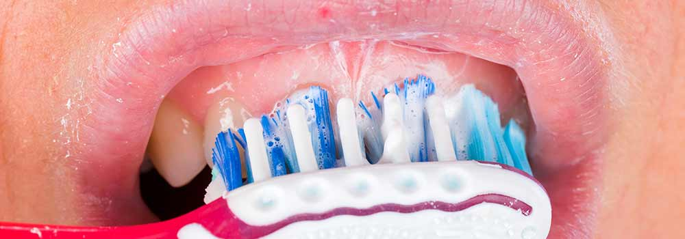 Opting A Wrong Toothbrush Altogether